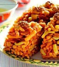 чак чак с медом по татарски - рецепт с фото