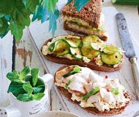 сэндвич с курицей рецепт