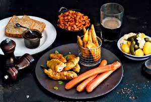 specialize in british cuisine